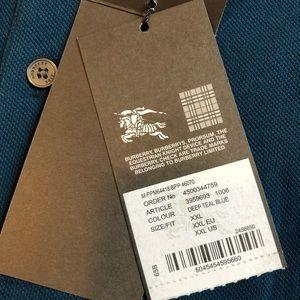 Burberry Tops - NWTs MENS Burberry Brit polo shirt  XXL TTG
